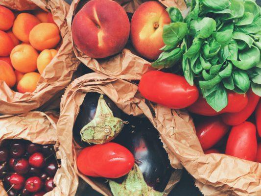 Cibo Sano e vegetariano